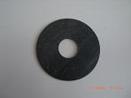 Прокладка сливной арматуры 60х26х2 резина (2-0084)