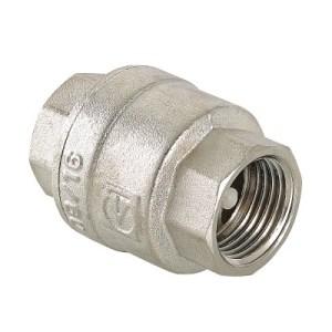 Обратный клапан 3/4″ (VT 161)  15шт