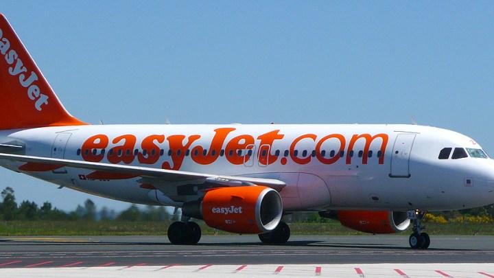 EasyJet utilizará aviones de mayor capacidad para volar este verano desde Santiago
