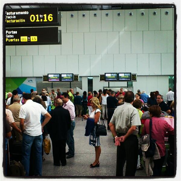 Air Europa recupera de nuevo este verano los vuelos directos entre Santiago de Compostela y Caracas