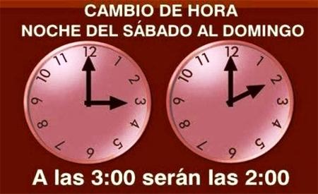 Esta madrugada cambia la hora y arranca la temporada de invierno en el aeropuerto de Santiago