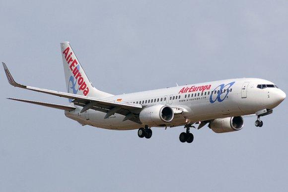 Air Europa suma Palma de Mallorca a su oferta de destinos directos desde Santiago de Compostela