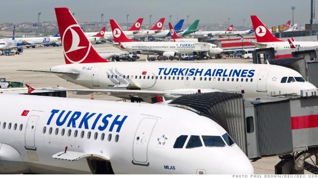 Bangkok, Beijing, Hong Kong o Johannesburgo a un paso de Santiago de Compostela con Turkish Airlines