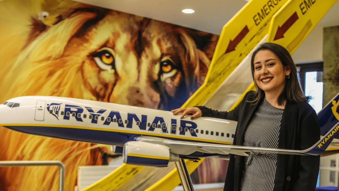 Ryanair: «Santiago de Compostela es una ciudad espectacular»