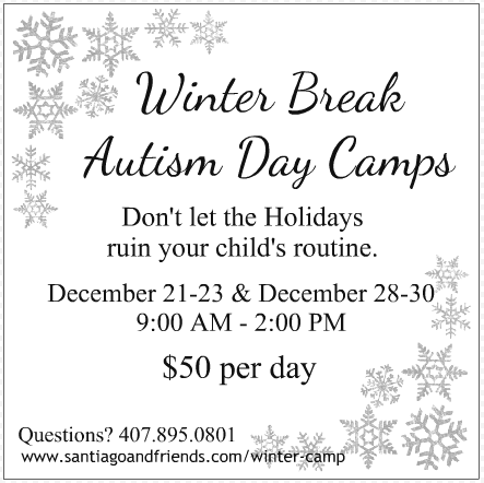 Winter Break Day Camps