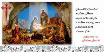 Felicitacion Navidad 2015