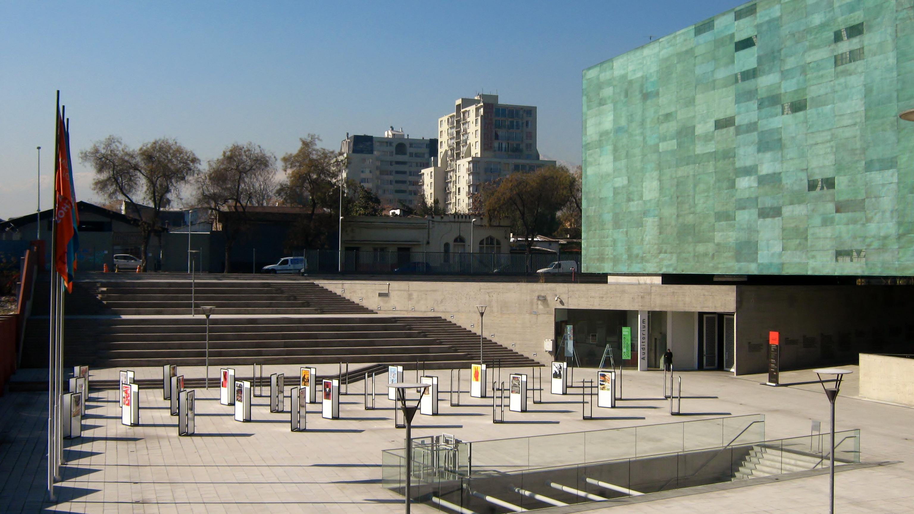 Museo de la Memoria  Fotografas de Santiago de Chile