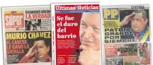 Medios nacionales: el tema los cogió desprevenidos. Últimas Noticias se destaca.