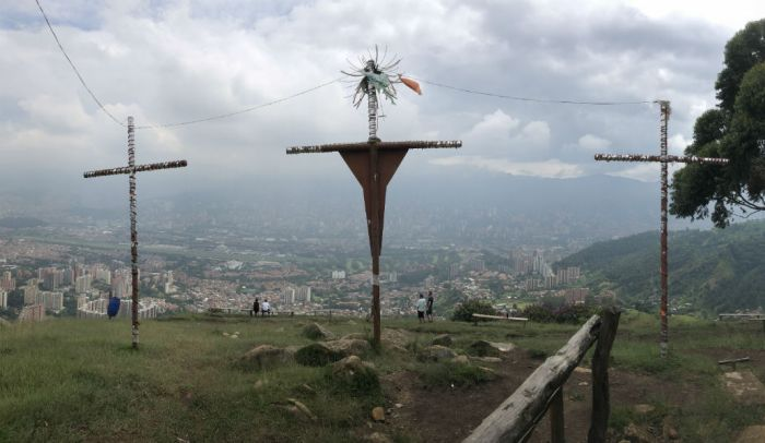 Things to Do in Medellin - Tres Cruces
