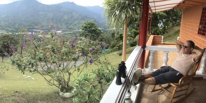 Gratitude List: Carlos's Colombian Finca