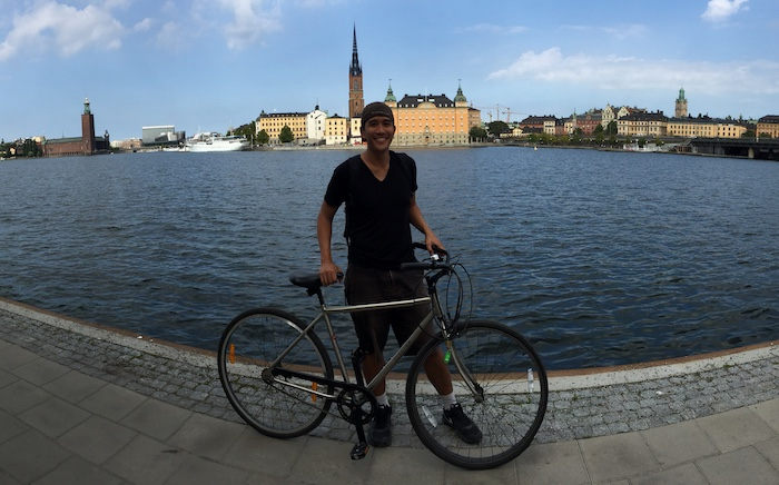 Minimalist Travel: Jon Santiago in Stockholm
