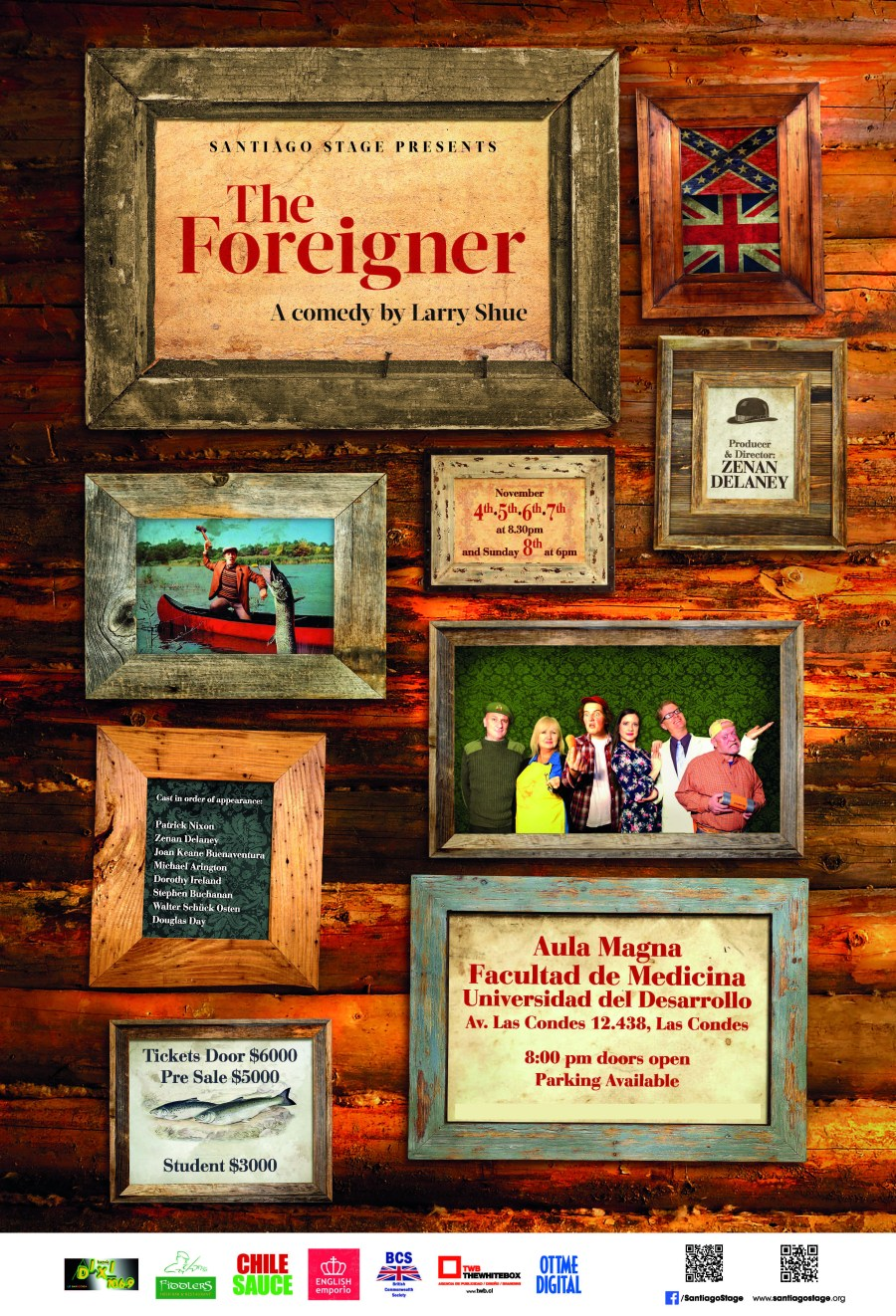 FOREIGNER POSTER N
