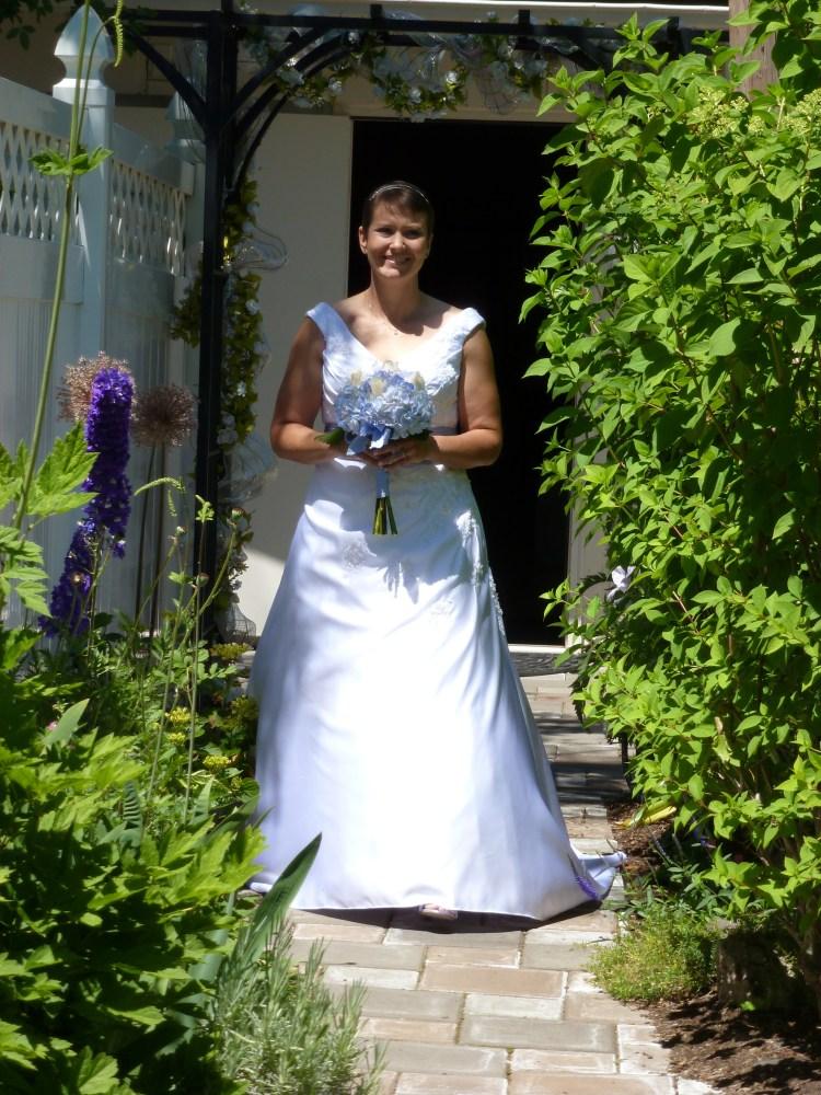 William & Liz's Wedding Day (2/6)