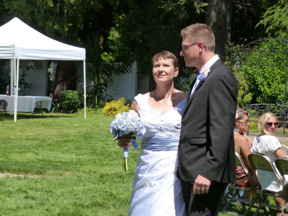 William & Liz's Wedding Day (5/6)