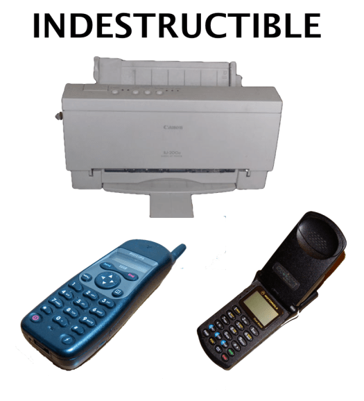 Indestructible by Santiapps.com