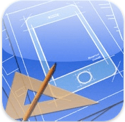 Blueprint iOS App Design by Marcio Valenzuela Santiapps.com