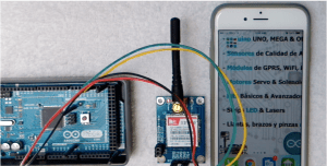 Arduino Tutorial GSM Santiapps Marcio Valenzuela