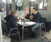 Entrevista a una víctima del accidente ferroviario de Angrois (Toledo, diciembre 2013)