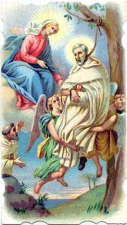 sveti Peter Armengol - redovnik