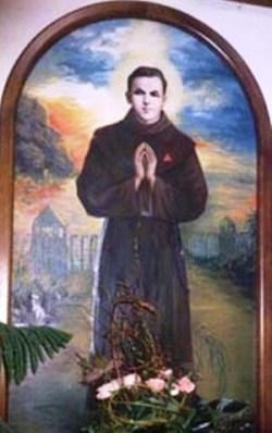 blaženi Bruno Zembol - redovnik in mučenec