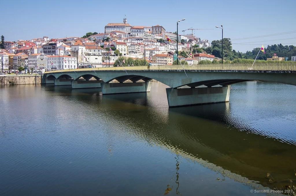 Postal de Coimbra