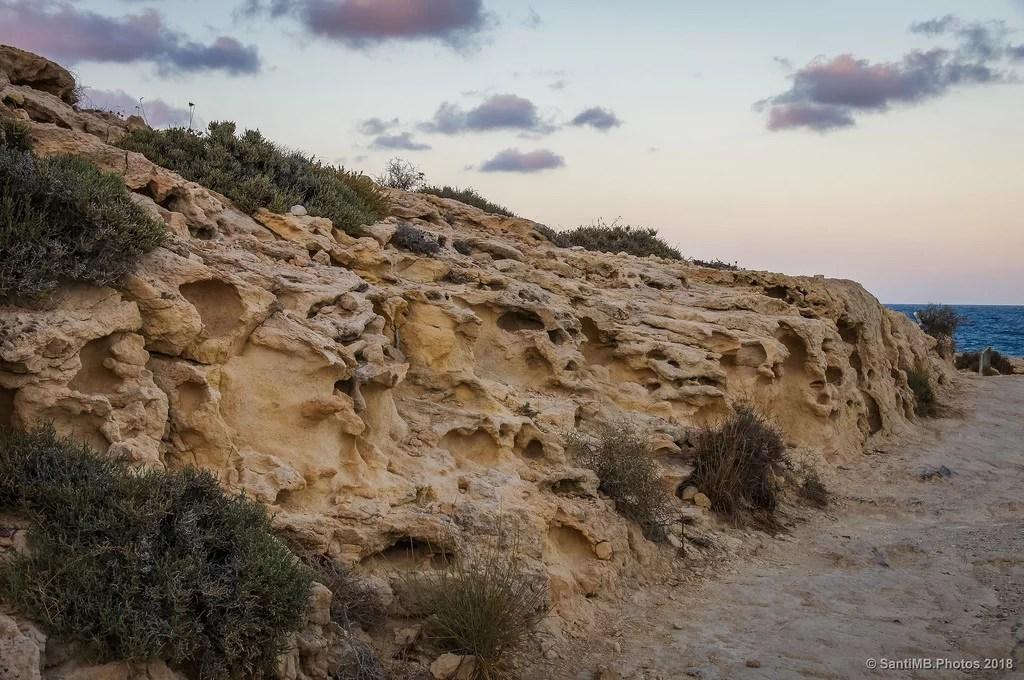 La roca que fue arena