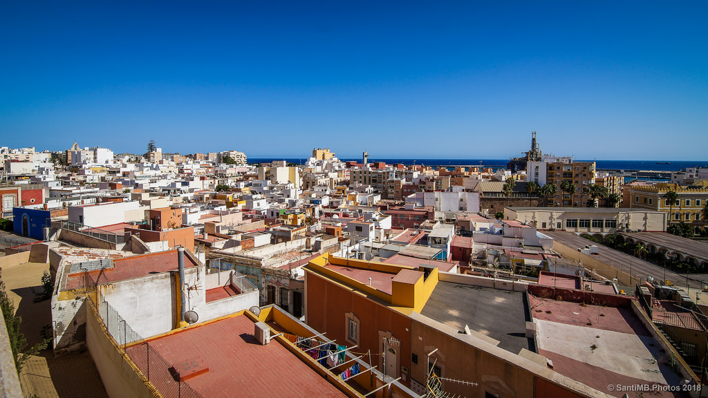 Azoteas de Almería