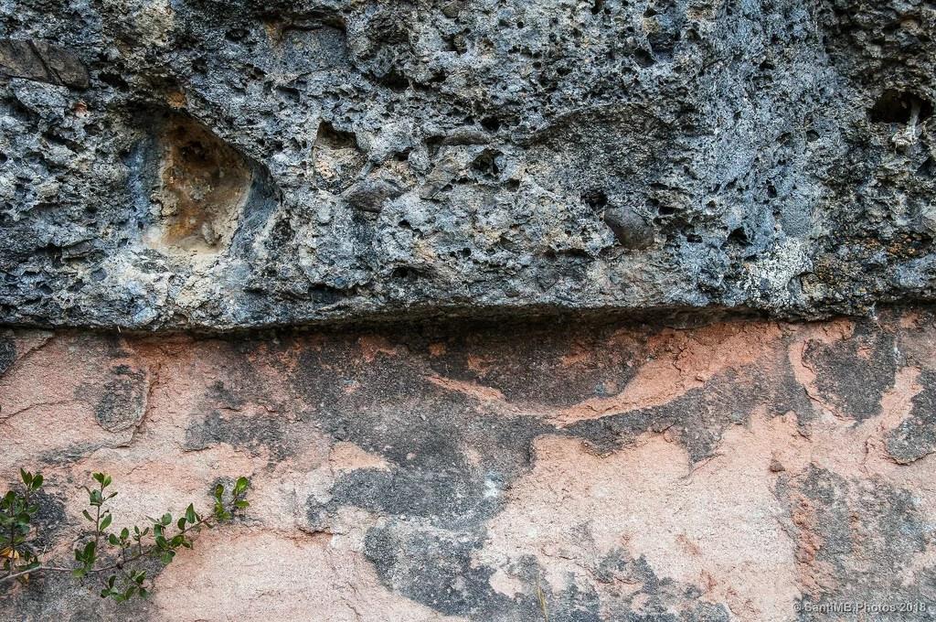 Roca y arcilla