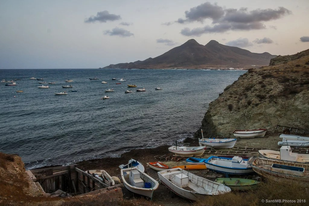 Barcas de secano