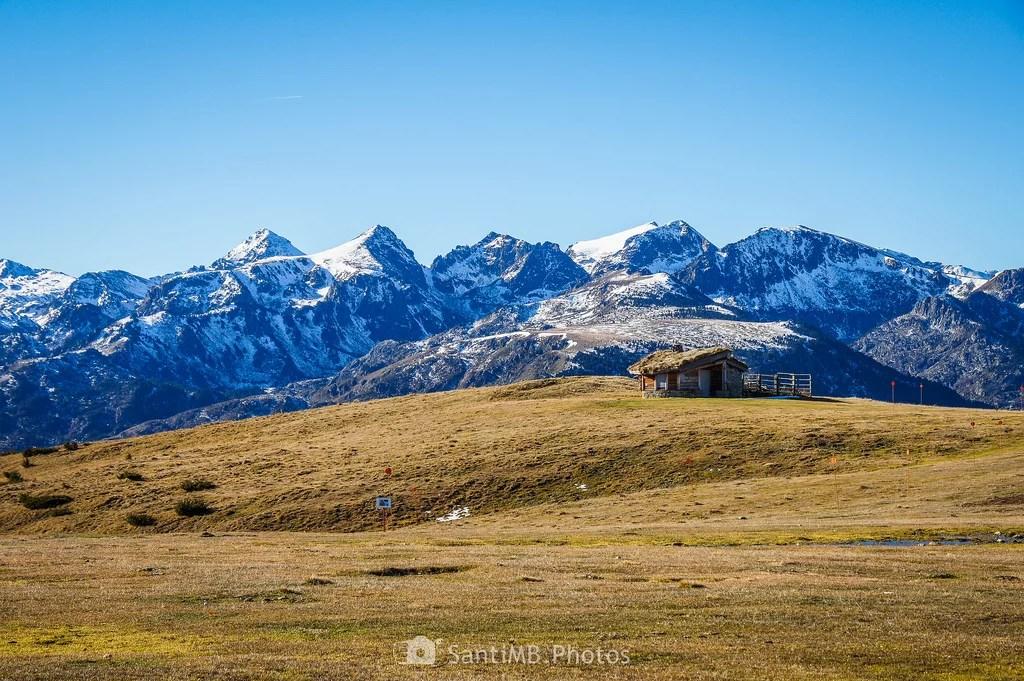 Al norte de Andorra