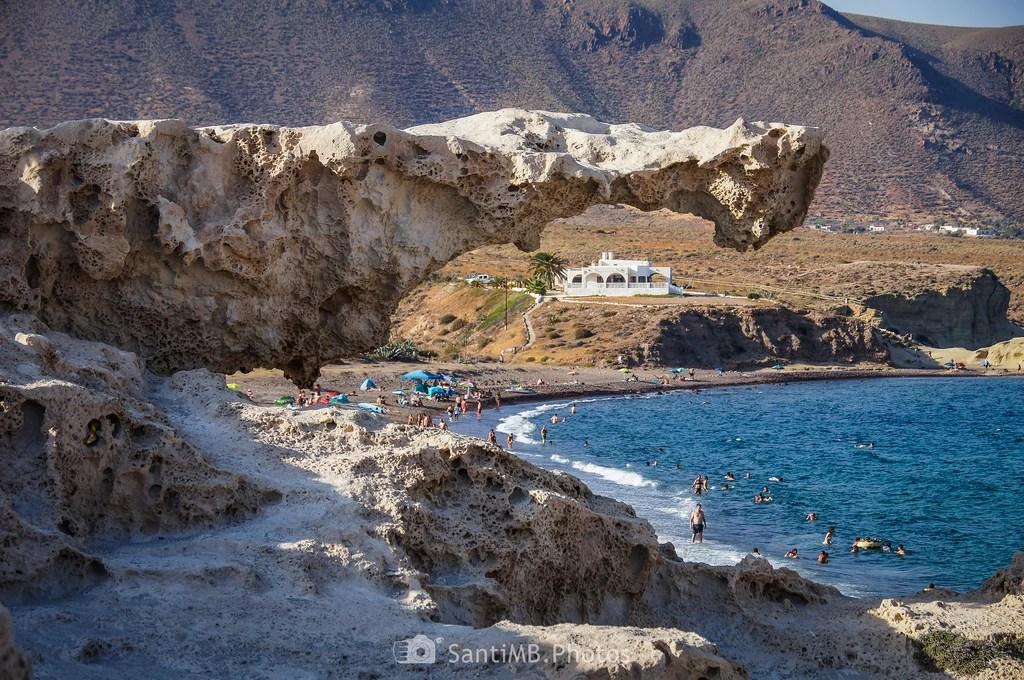 La Playa de Los Escullos