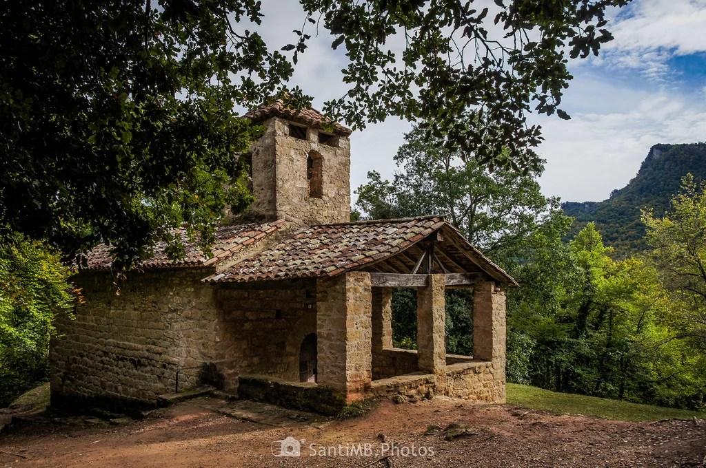 Otra ermita en el bosque