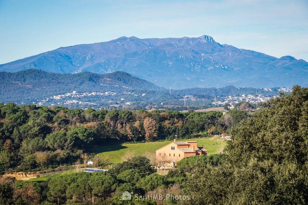 Can Ritol y el Montseny