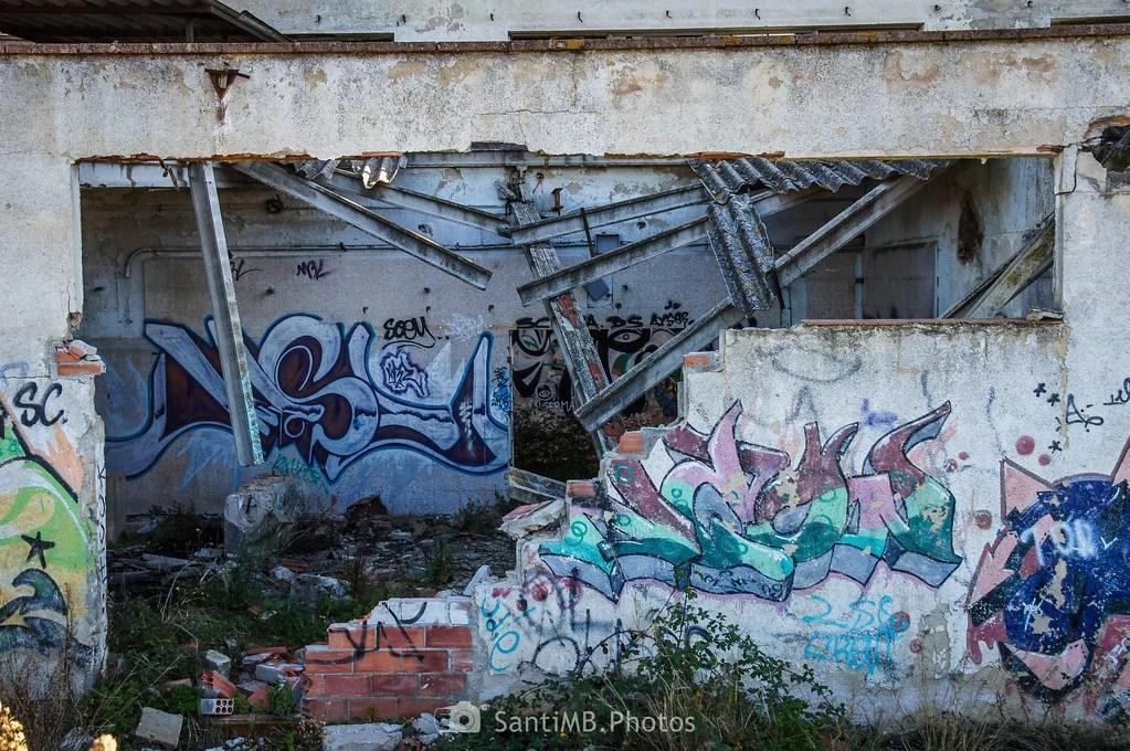 Territorio graffiti