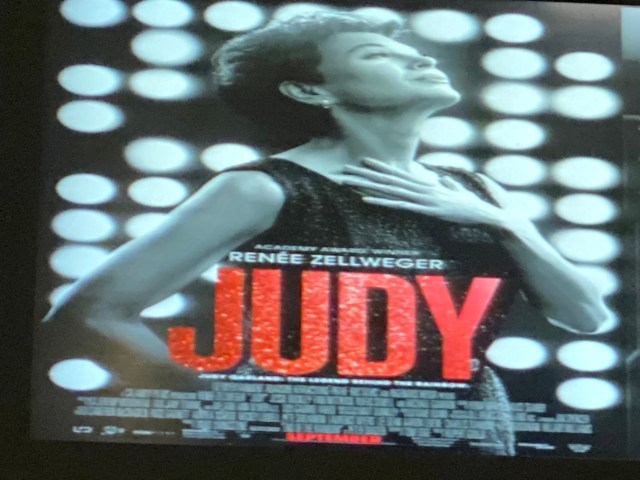 Judy: Bravura Performance in a No Surprise 'Biopic'