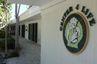 The Center 4 Life or Senior Center is the former home of the Sanibel Library and has made the historical preservation list. SC photo by Chuck Larsen
