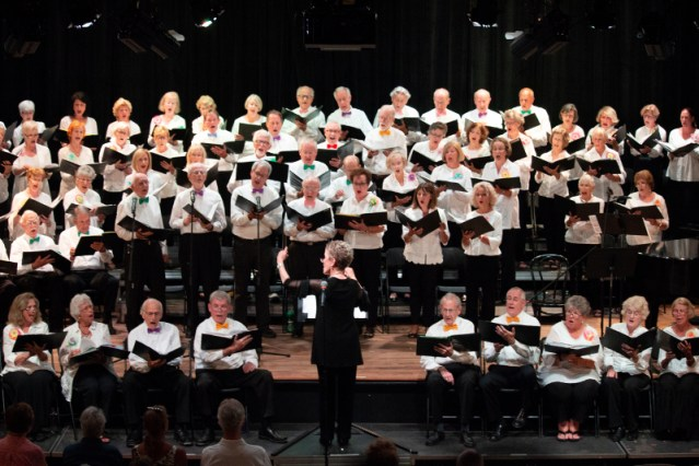BIG ARTS Community Band and Chorus Bring Holiday Cheer