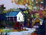 Santiva Cottage by Peter Zell