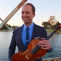 Luke Fleming Viloist and Artistic Director