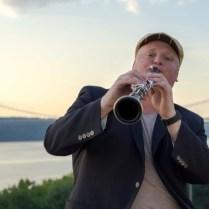 Mark Dover clarinetist