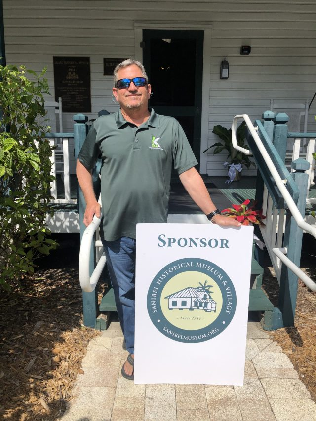 King Contracting Services of SWFL Sponsoring Historical Village Gala