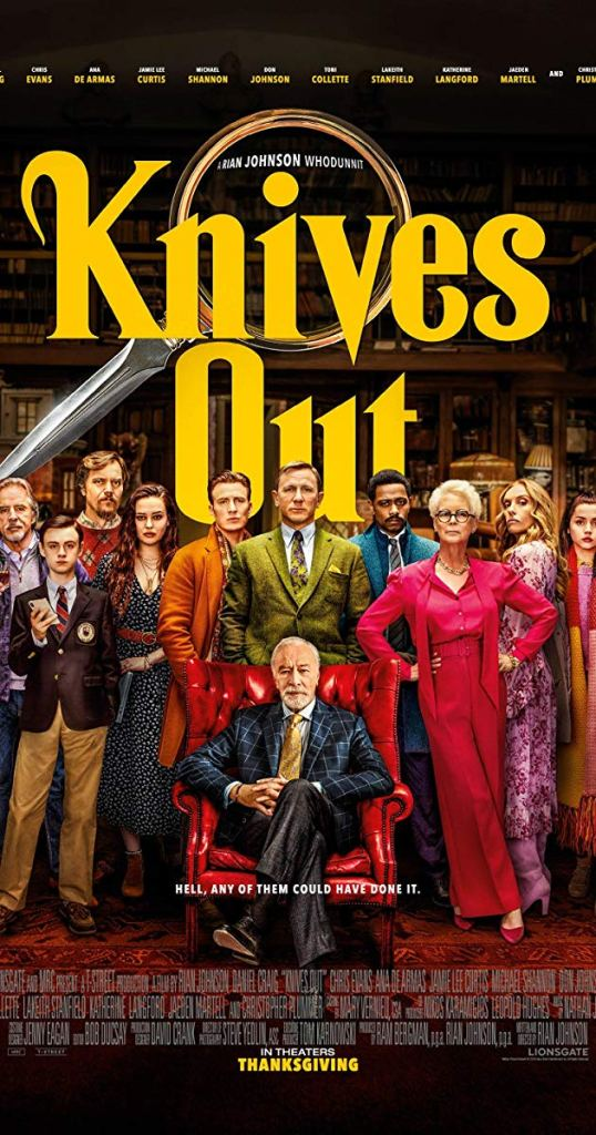 Knives Out Is One Of The Most Fun, Entertaining Movies This Year