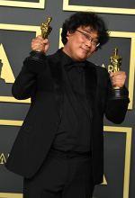 Directing winner Bong Joon Ho