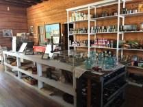 Bailey store shelves