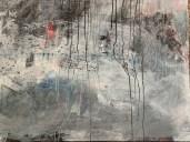 Ketteman_Seems Like It's Raining All Over The World, acrylic on canvas