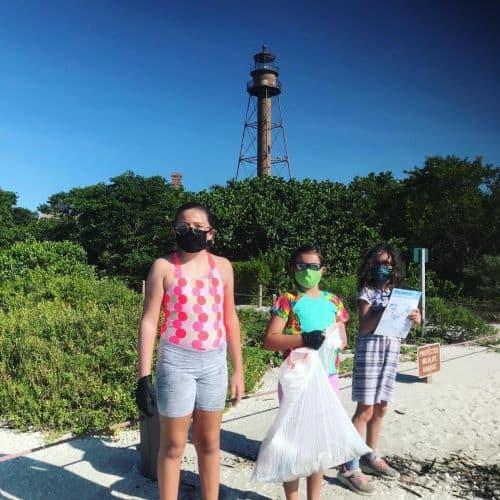 International Coastal Cleanup Held on Sanibel