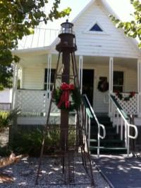 Burnap Cottage at Christmas