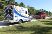 EMS and Captiva Fire
