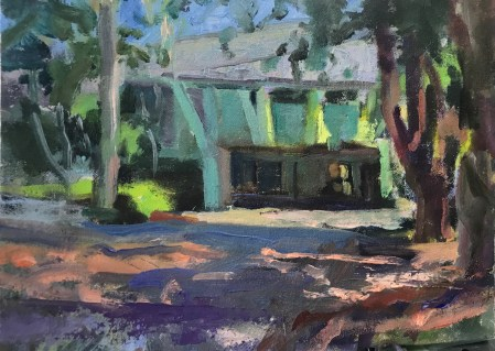 Reynolds_Sanibel Library_oil