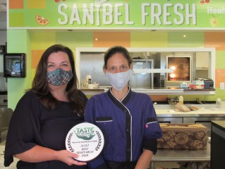Best Vegetarian Dish awarded to Sanibel Fresh